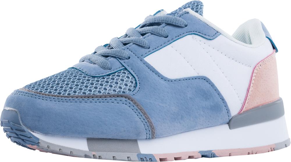 dd2e0da17 Купить кроссовки для девочки комбинированный арт. 744130-71 в ...