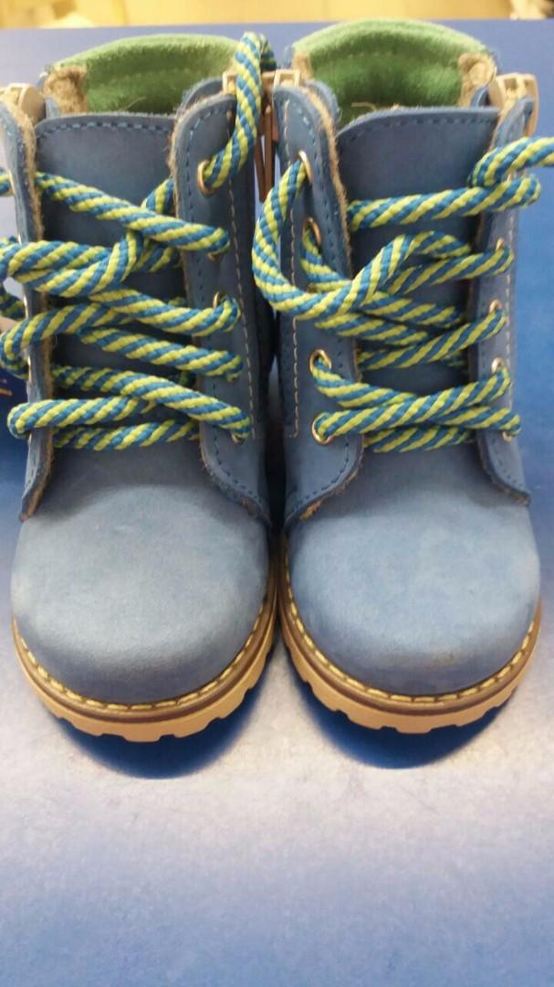 Купить ботинки для мальчика демисезонные натуральная кожа байка арт ... e4559458cd7